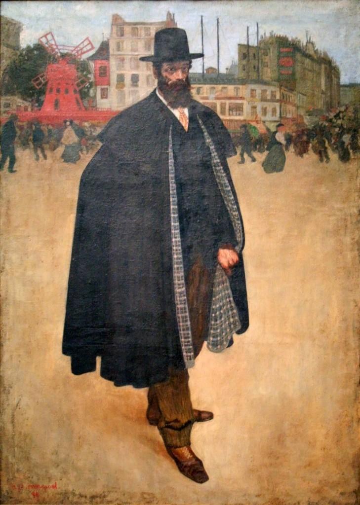 Henri Evenepoel.  El español en Paris. 1899