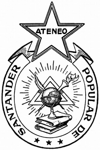 Logotipo del Ateneo Popular de Santander