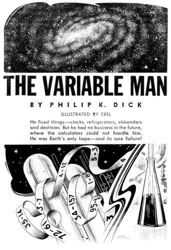 Space Science Fiction -  Septiembre 1953